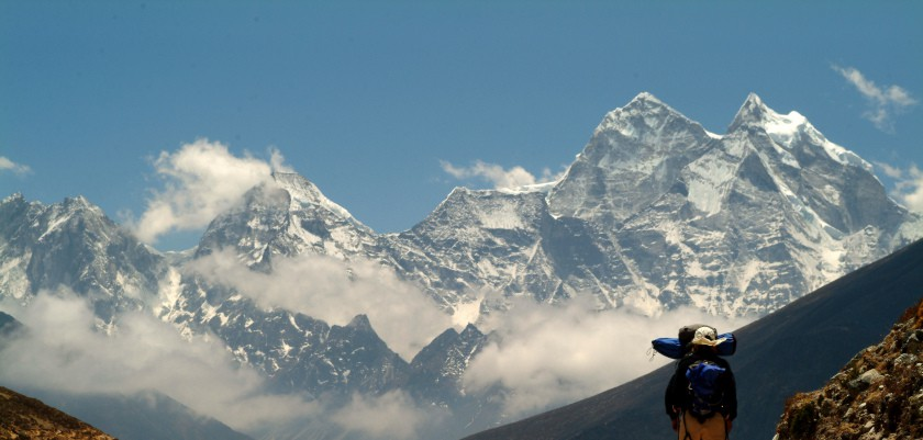 NEPAL - TREKKING POD MOUNT EVEREST